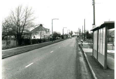 Benfleet Road in the 1970s