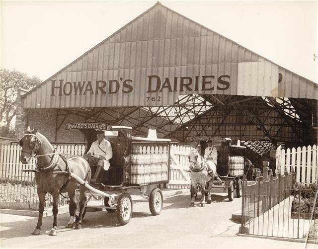 Howard's Dairies | Roger Worster