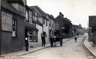 The Hoy Inn 1903 | RF Postcards Collection