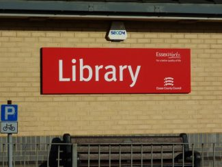 Benfleet Library   Margaret March