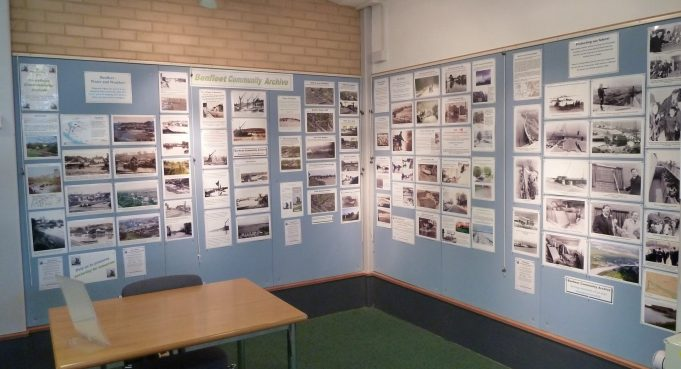 Water and Weather exhibition at Benfleet Library | Jenny Day