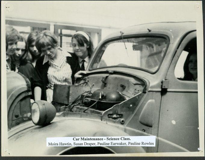 Science Class - Car maintenance | Glenn Newman