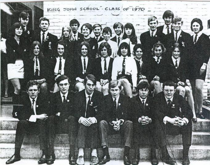 King John School class of 1970 | Glenn Newman