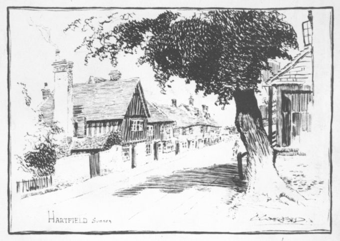 Hartfield, Sussex | by C W Comerford, courtesy of Janet Hayward