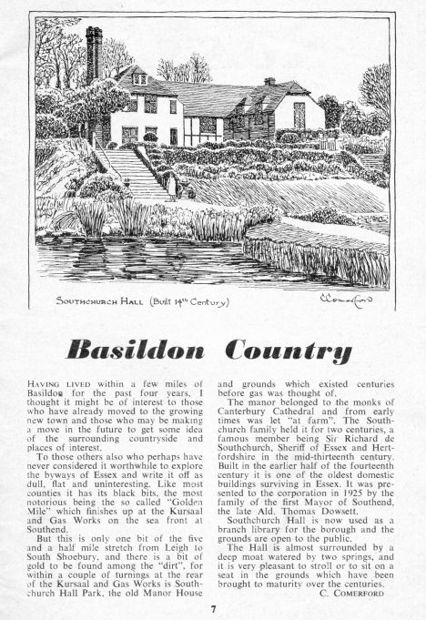 Basildon Country | by C W Comerford, courtesy of Janet Hayward