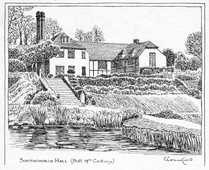 Southchurch Hall | by C W Comerford, courtesy of Janet Hayward