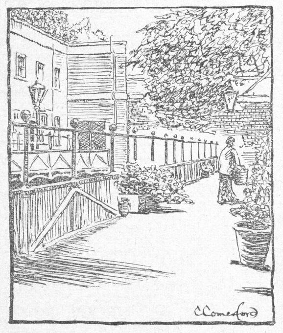 Carlton Mews, off Cockspur Street, London | by C W Comerford, courtesy of Janet Hayward