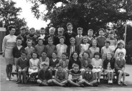 Benfleet Primary School Photos 1957 -1966