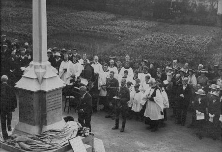 Benfleet WW1 War Memorial