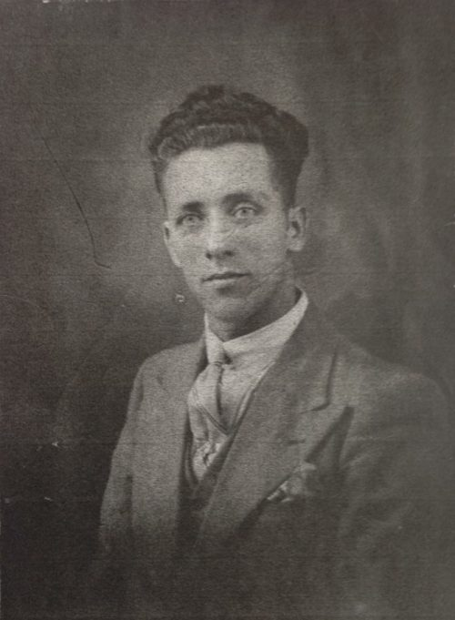 Hi, Just thought you might like a photo of my nan's Uncle Ted in his younger days. Kind regards Nicola Lacey | Nicola Lacey