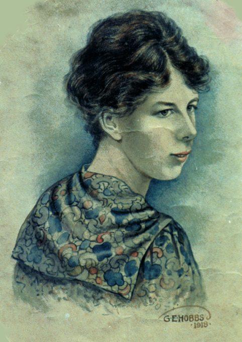 Florence Mabel Blake | Geoff Baister