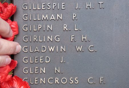(12) Signaller William Charles Gladwin