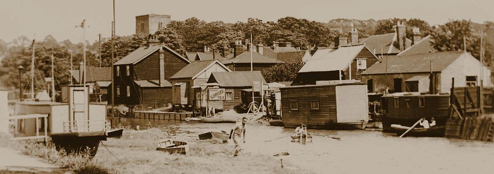 Church Creek, South Benfleet