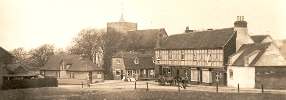 Church Corner, South Benfleet
