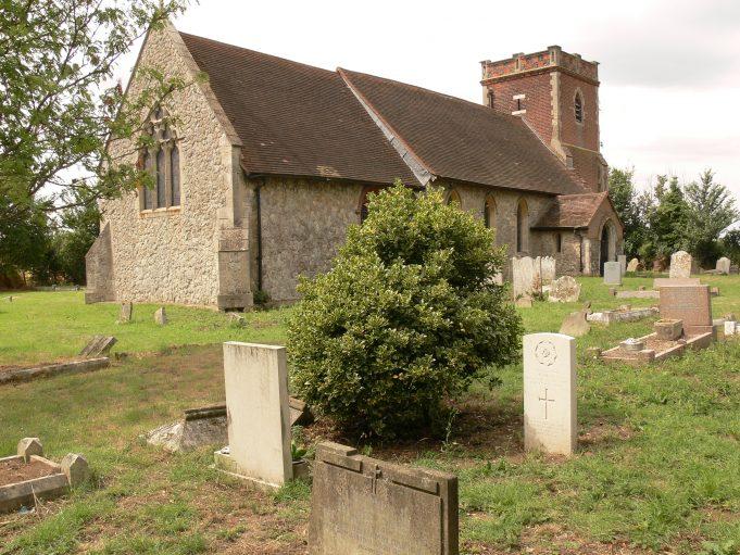 All Saints Churchyard. | Ronnie Pigram