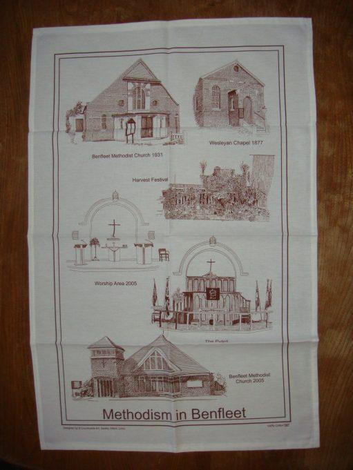 Images of Benfleet Methodist buildings