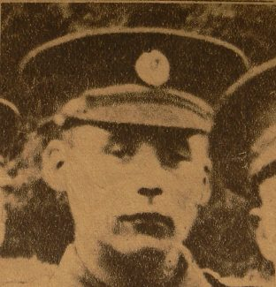 1. Sapper Stanley Thomas Ellison.