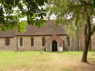 All Saints Church.  North Benfleet. | Ronnie Pigram