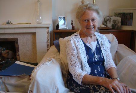 Helen Stewart (nee Pickford)
