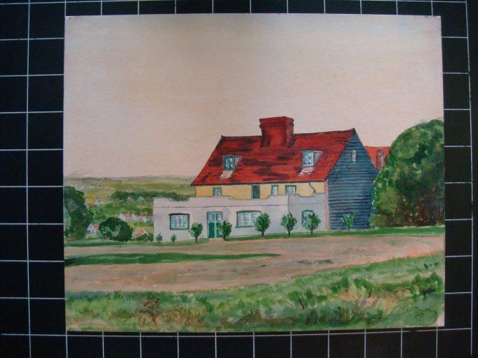 Boyce Hill Farm/golf clubhouse