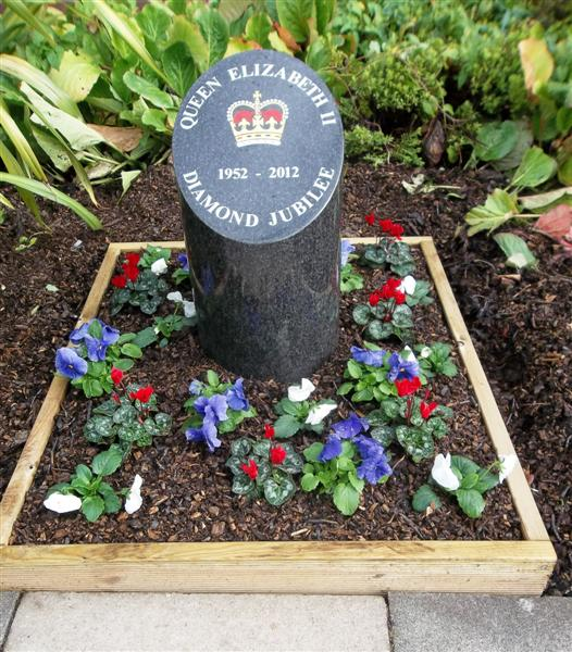 Queen Elizabeth II Diamond Jubilee Stone | Castle Point Council