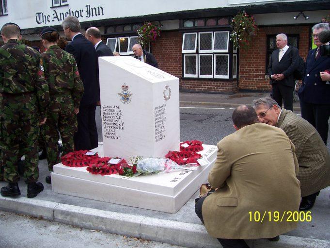 The new Memorial | Ian Hawks