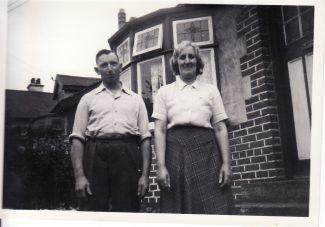 100 Essex Way as it was   Pat Pedder daughter