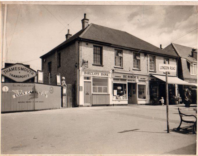 Bank & Roberts Fish Shop