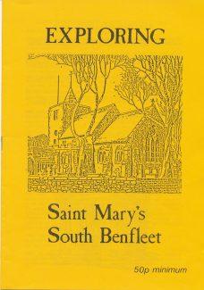 Exploring Saint Mary's