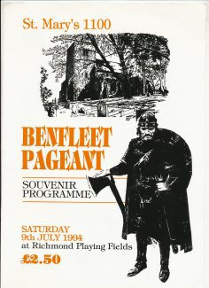 Official pageant programme
