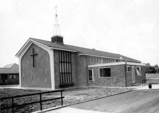 Newly built Church