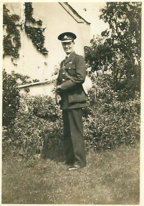 Police Inspector Stan Fisher 1943 | Paddy Marrison