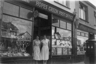 Hopes Green Post Office | Lee Morgan