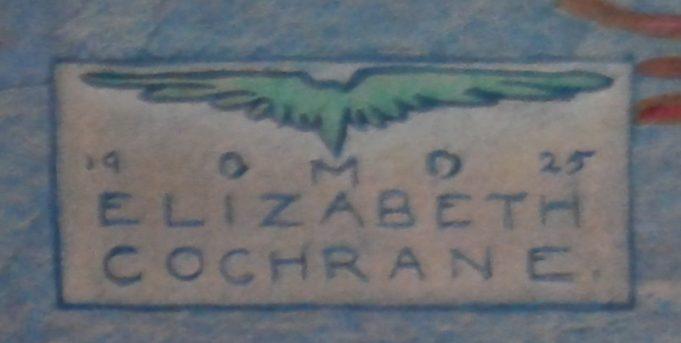 Elizabeth Hayklan (nee Cochrane) | Mike Dawson