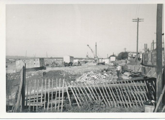 Creekside building site