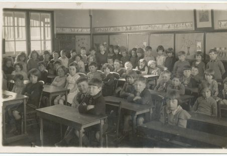 Benfleet Primary School in 193?
