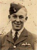 Flt. Lt. Leonard Aubrey Crozier. | Royal Air Force