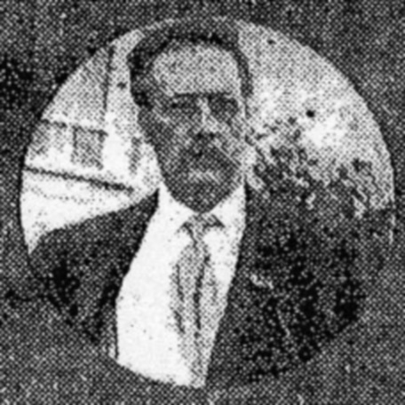 Albert Boston in 1928   The Southend Times 19th October 1928