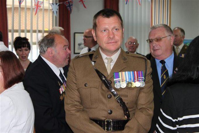 Major Chris. Wright