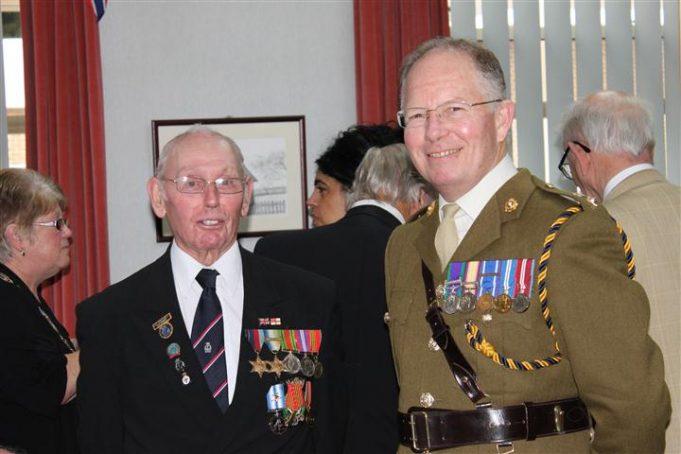Lieutenant Colonel Richard Dixon Warren
