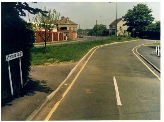 Lynton Road/Benfleet Road after changes made. | Castle Point Council
