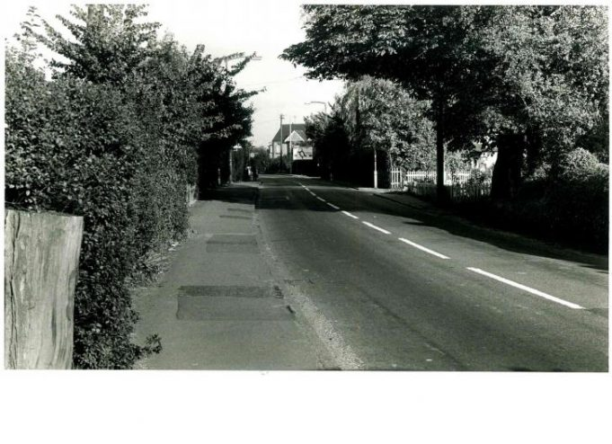 Looking towards the roundabout. (Possibly taken earlier than the 1970s? Does anyone know? | Castle Point Council
