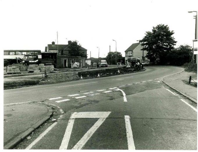 Junction of Lynton Road/Benfleet Road | Castle Point Council