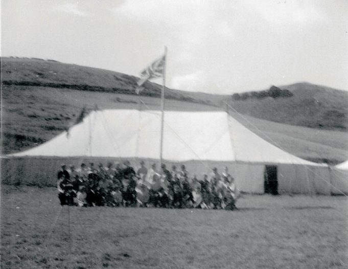 Photo 7 - The Boys Brigade at camp in North Wales | Adrian Pegg