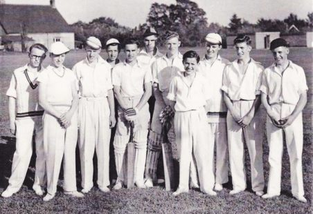 Benfleet Youth Club Cricket team