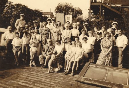 Benfleet Yacht Club c.1949