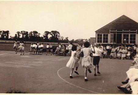 Doreen Batchford's Childhood Memories - 1950's