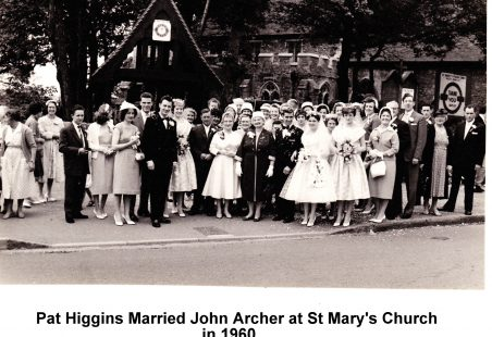St Mary's Church 1960