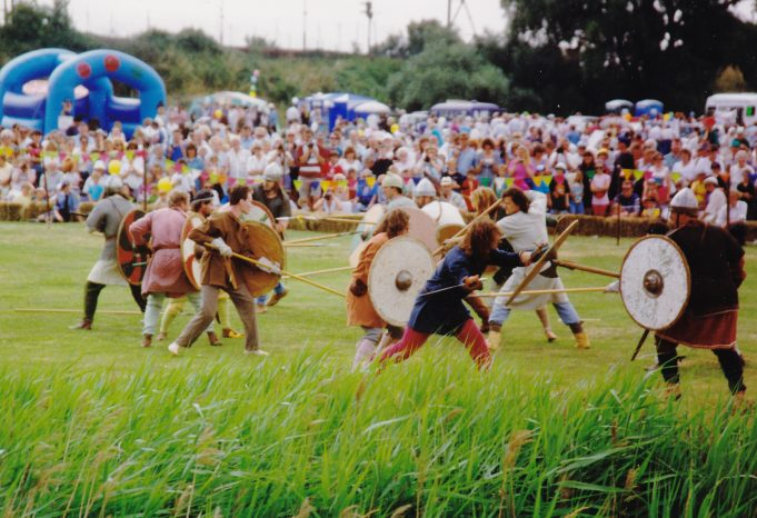 Vikings come to Benfleet 1994? | Pat Adams