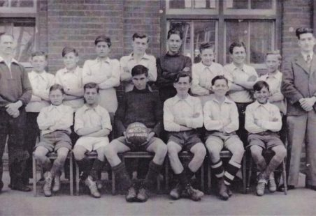 Benfleet School Junior Football Team